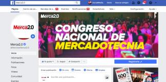 Facebook Business Página Merca2.0