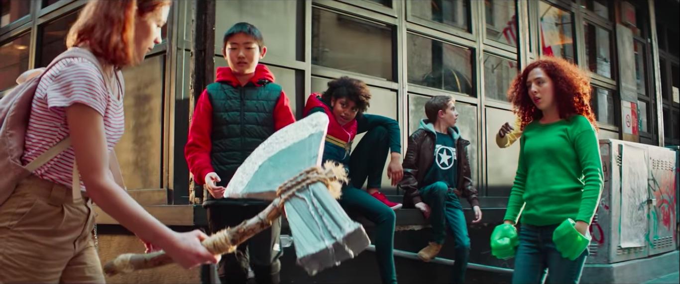 Coca-Cola y Marvel eligieronla CDMX para revelar cómo crear Avengers en esta campaña