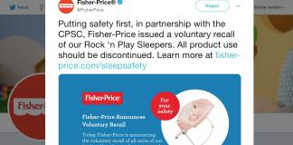 Fisher-Price_Rockn Play Sleepers_comunicado