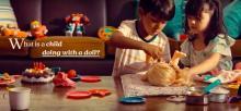 Hasbro y Ogilvy explican por qué los niños deben jugar con muñecas