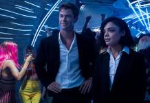 Men in Black_International-Tessa Thompson-Chris Hemsworth-Sony Pictures
