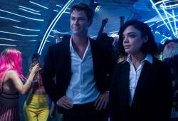 Men in Black_International-Tessa Thompson-Chris Hemsworth-Sony Pictures