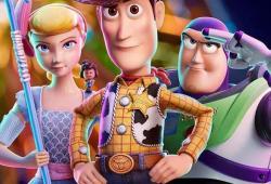 Toy Story 4-Disney-Pixar-Nvo Poster