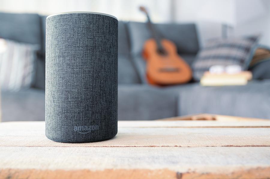 Amazon Echo Smart Home Alexa.