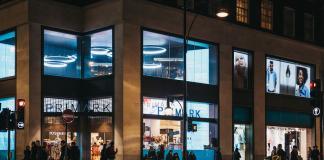 Primark tienda en Londres