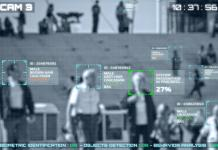 cámara con reconocimiento facial