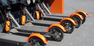 Uber rentará patinetes eléctricos