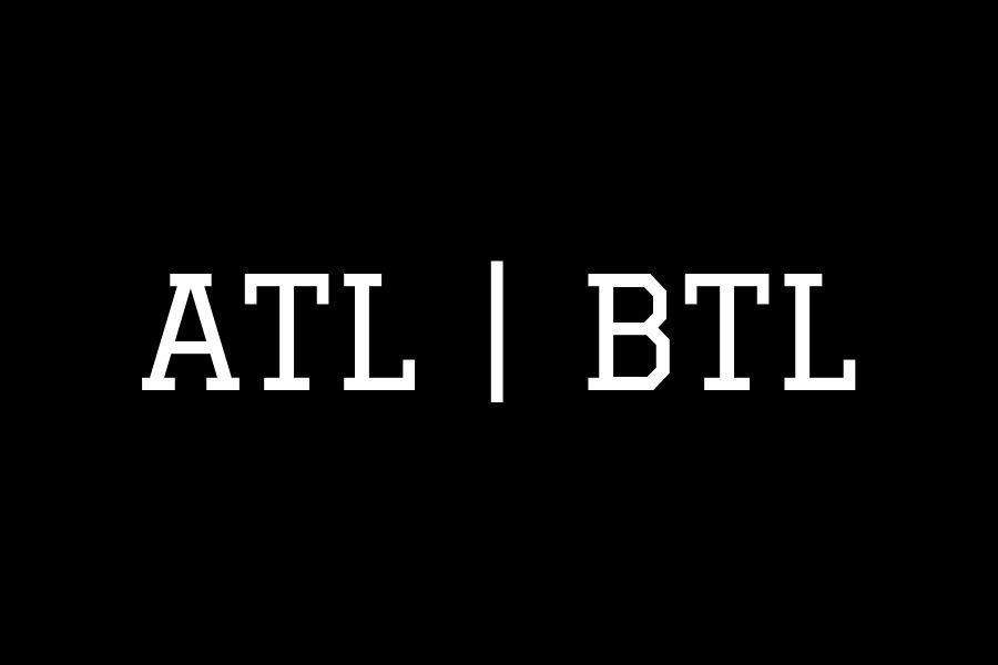 ¿Qué significa ATL? ¿Qué significa BTL?