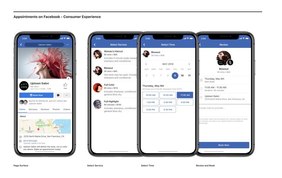 Facebook-herramientas videos