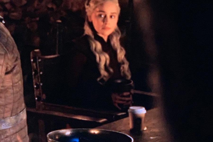 Game of Thrones-Starbucks
