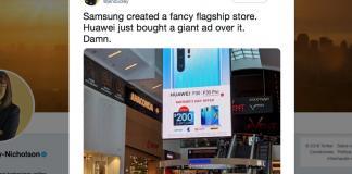 Huawei-P30 Pro-Samsung