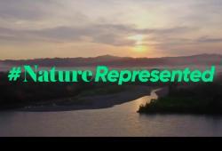 Nature Represented: La defensa legal de la naturaleza para no ser destruida