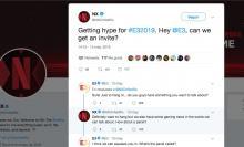 Netflix-E3-Stranger Things