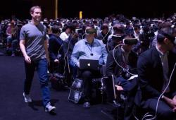 Facebook Realidad Virtual