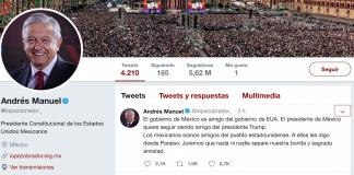AMLO-López Obrador-Trump-Aranceles