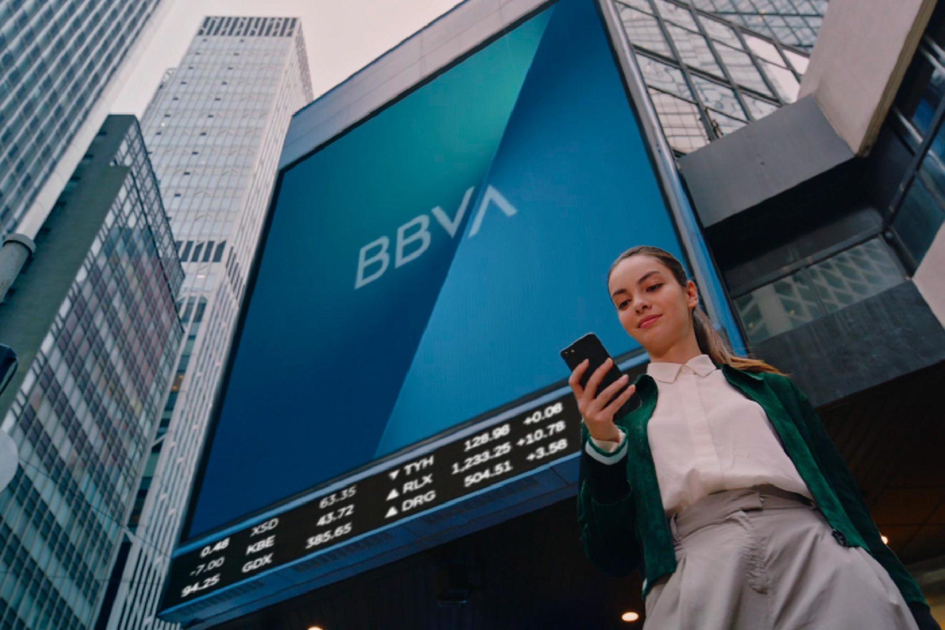 BBVA lanza app que te dirá que tan abarrotado está un supermercado