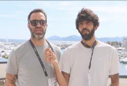 Dauquén Chabeldín y Nacho Liaudat de Circus México