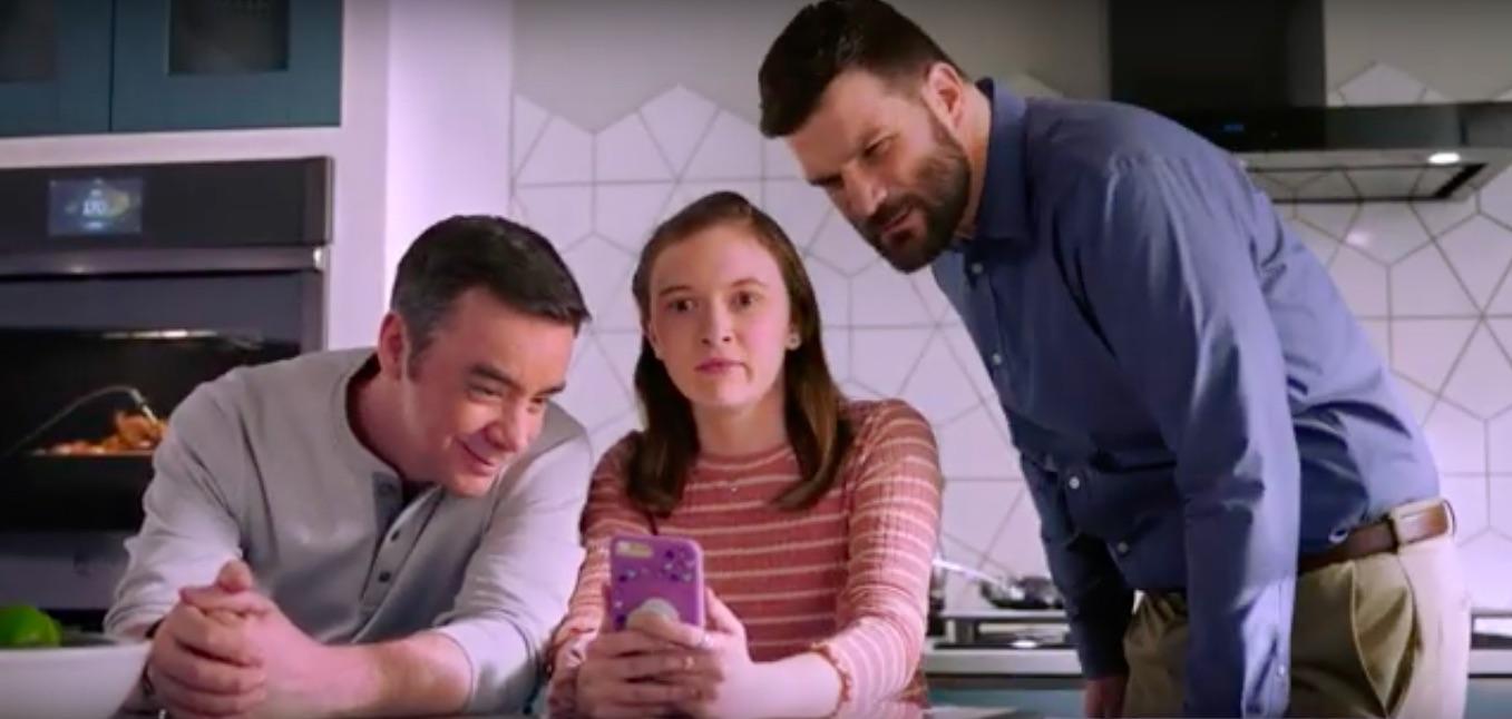GEA apuesta por electrodomésticos para papás en su nueva campaña