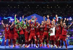 Liverpool-Champions Leagu 2019
