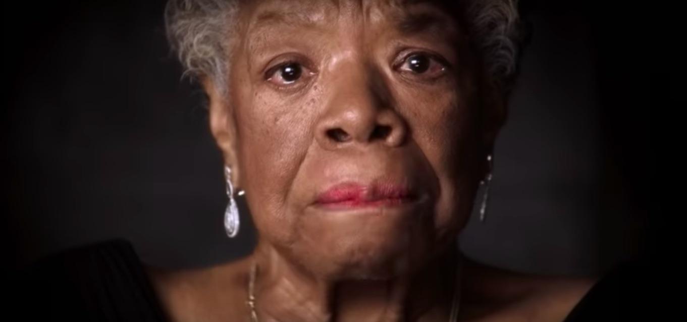Maya Angelou protagoniza la campaña más emotiva que ha lanzado Google