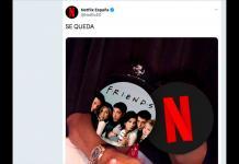 Netflix contraataca a HBO: Friends se queda