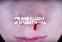 Shutterstock se pone al tú por tú con Stranger Things, dice que tiene cosas más extrañas que la serie