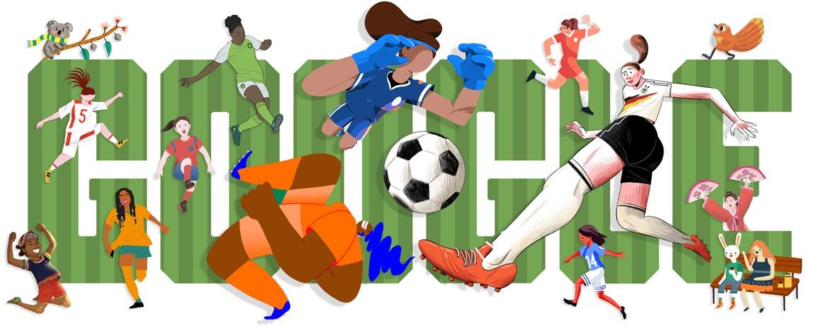 World Cup 2019-Francia-Copa Mundial Femenina
