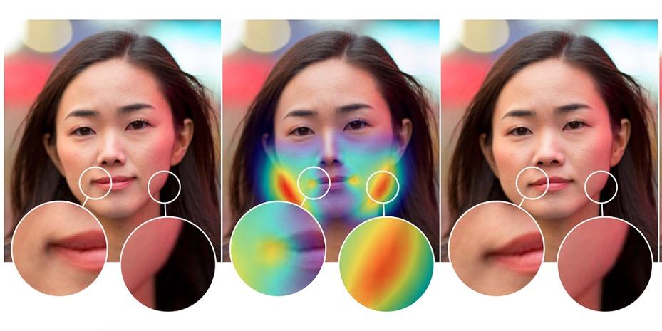 Una herramienta es capaz de detectar fotos 'photoshopeadas' y revertirlas