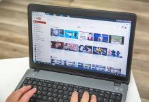 YouTube contenido