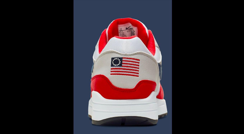 Nike retira sus 'ofensivas' Nike Air Max 1 USA por racistas