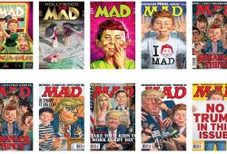 MAD Magazine-Portadas-clean
