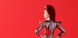 Mattel-Barbie-David Bowie