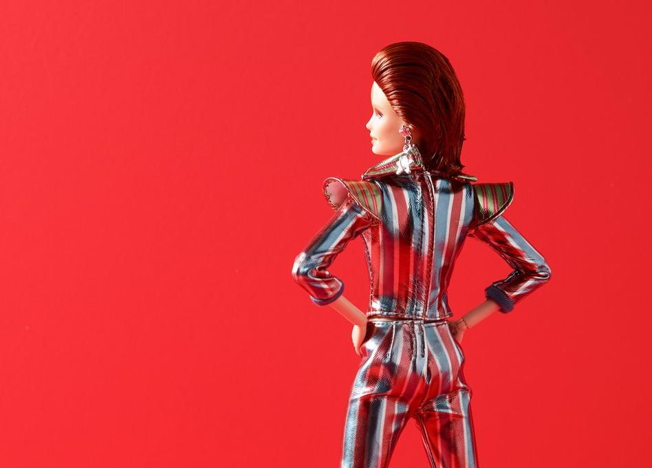 Mattel-Barbie-David Bowie