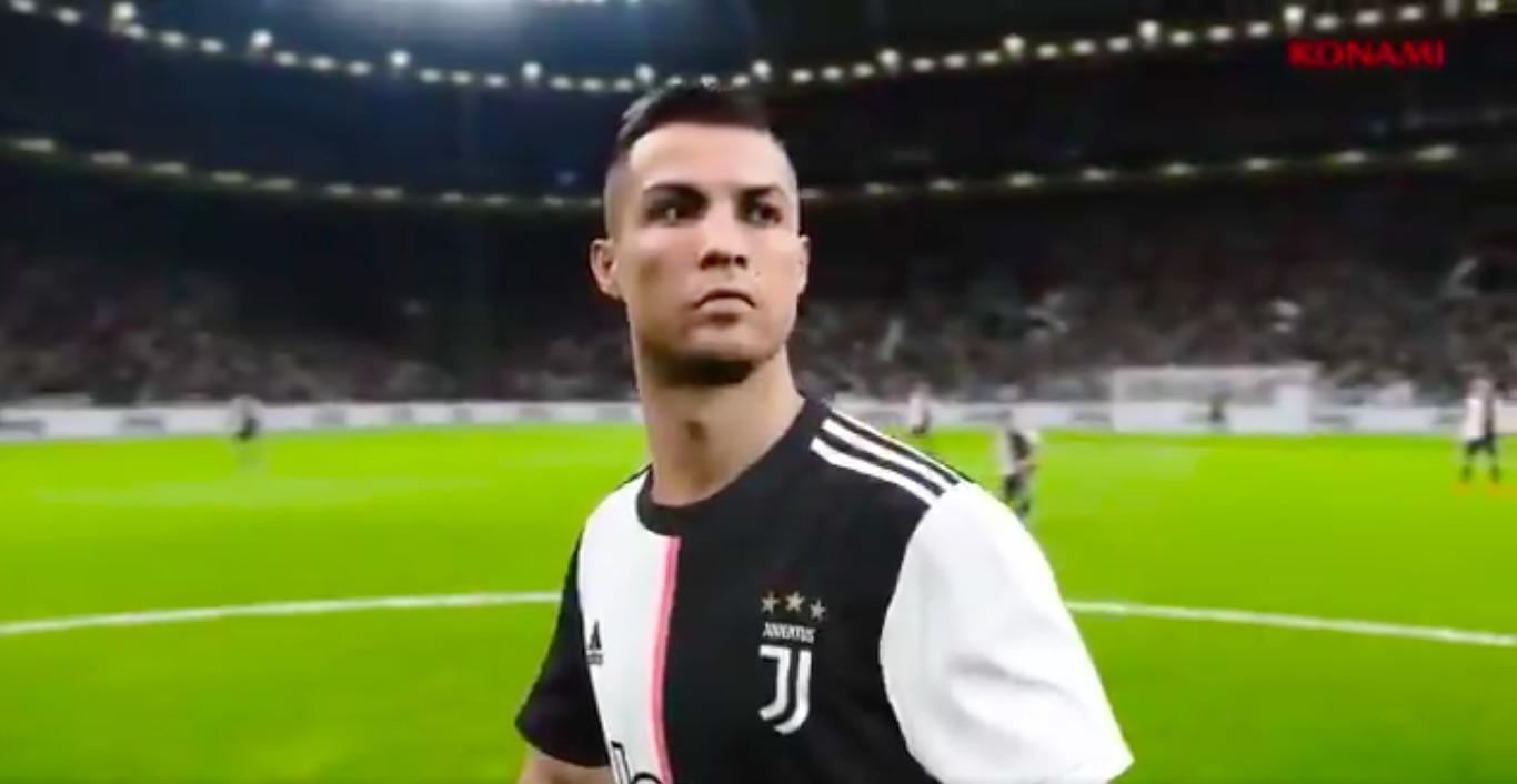 PES pone en aprietos a EA Sports por exclusividad con la Juventus, deberán eliminar al equipo del FIFA 20