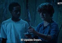 Stranger Things-Netflix-Upside Down
