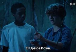 Stranger Things-Netflix-Upside Down
