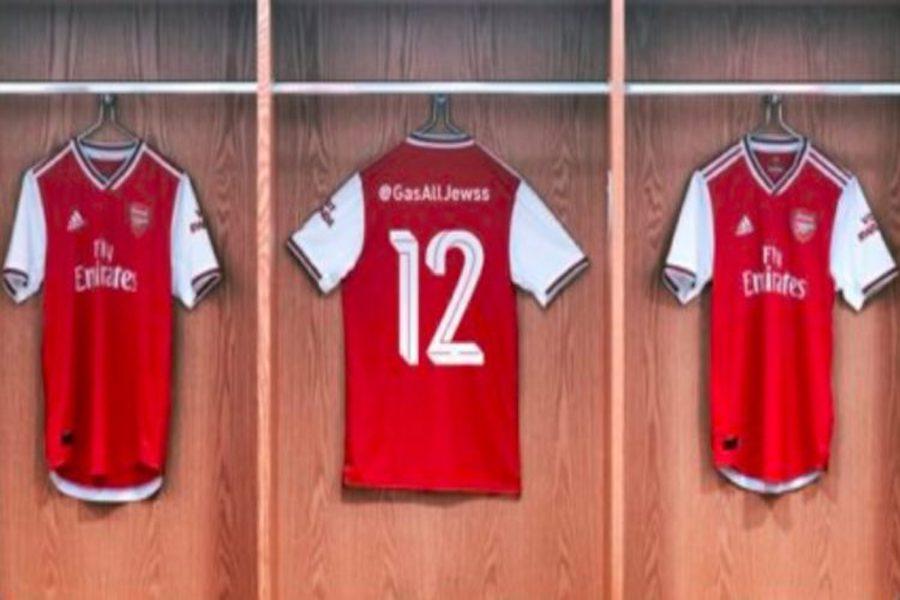 Medio El De En Campaña Para La Una Arsenal Que Adidas Polémica Por SMLUzVpqG