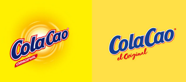 Rebranding de Colacao