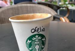 Starbucks aprendio algo durante la pandemia.