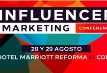¡Atención mercadólgo, asiste a la Influencer Marketing Conference!