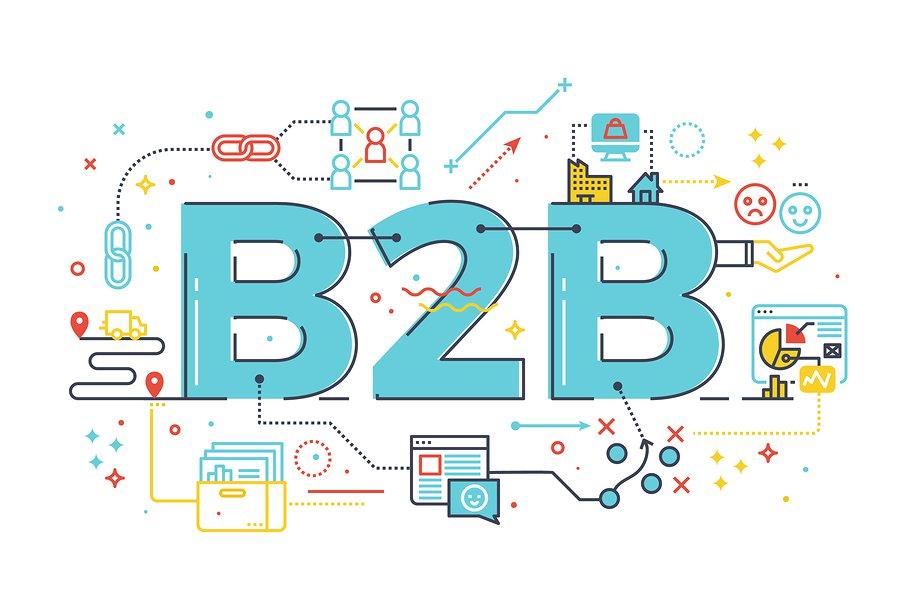 Acciones de redes sociales efectivas para empresas B2B