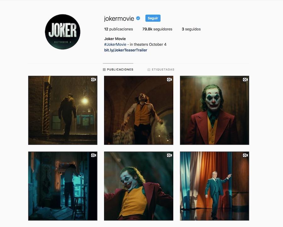 Joker-Warner Bros-Instagram