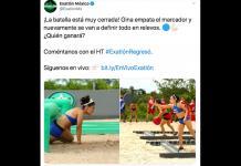 TV Azteca apuesta nuevamente por Exatlón y parece que funciona, según las tendencias