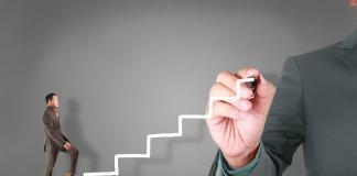 Los 5 escalones en la búsqueda de empleo