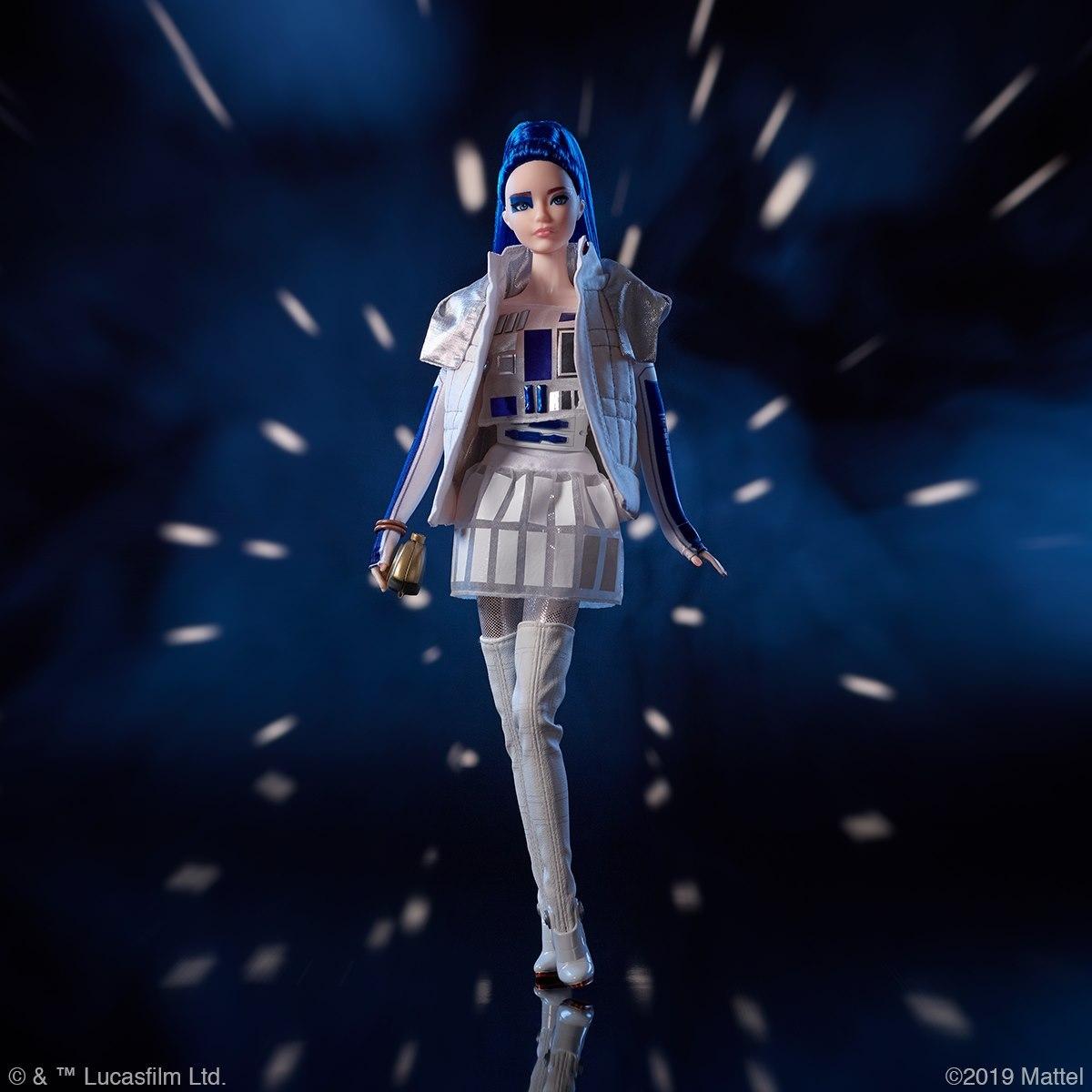 barbie-star wars