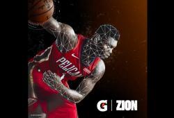 Gatorade logra acuerdo de patrocinio con Zion Williamson