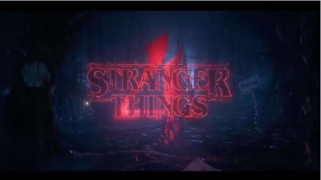Teaser-Stranger Things 4-Netflix
