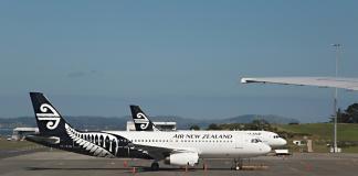avion de air new zealand