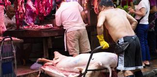 China le tiende una mano a Estados Unidos (porque necesita cerdos desesperadamente)