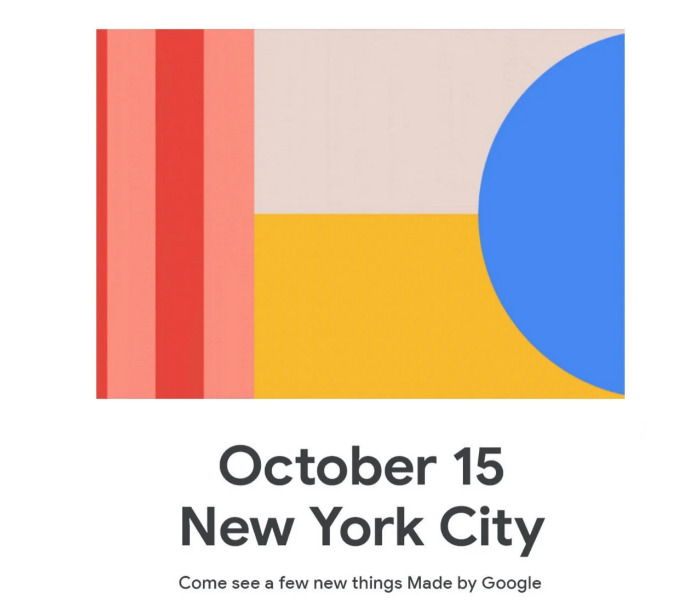 evento de Google